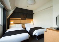东京滨松町芬迪别墅酒店 - 东京 - 睡房
