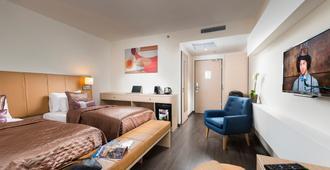Bo33家庭套房酒店 - 布达佩斯 - 睡房