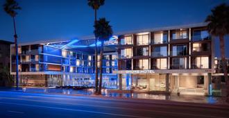 岸邊飯店 - 圣莫尼卡 - 建筑