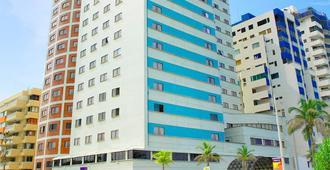 卡塔赫纳广场酒店 - 卡塔赫纳 - 建筑