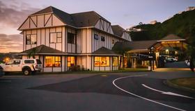 首都之旅汽车旅馆 - 惠灵顿 - 建筑