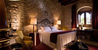 艾瑞莫德拉吉欧比莉阿娜酒店 - 拉古萨 - 睡房