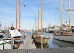 不来梅市哈芬北海酒店 - 不来梅港 - 户外景观