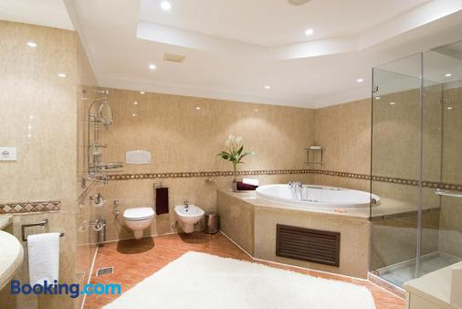 斯泰根博格海滩宾馆 - 赫尔格达 - 浴室