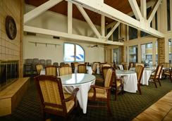 美洲最优价值长住套房酒店 - 塔尔萨 - 餐馆