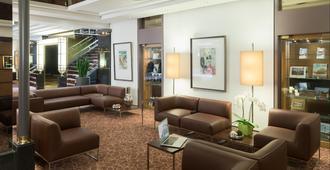 林德纳会议酒店 - 杜塞尔多夫 - 大厅