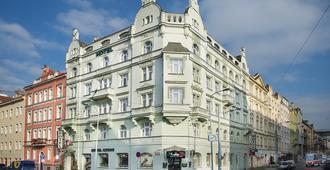 布拉格联合酒店 - 布拉格 - 建筑