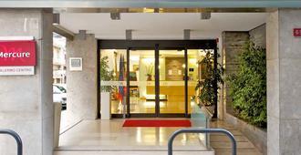 巴勒莫中心美居酒店 - 巴勒莫 - 建筑