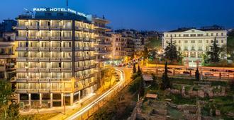 百樂酒店 - 塞萨洛尼基 - 户外景观