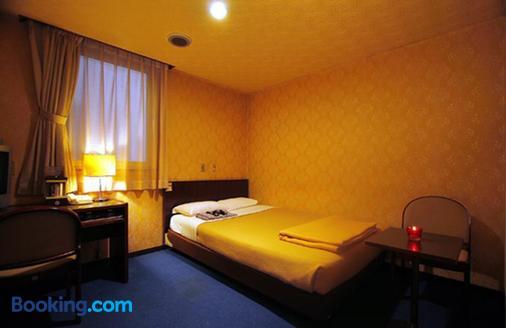 上野观月庄酒店 - 东京 - 睡房