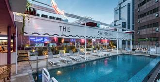 吉隆坡杂志酒店 - 吉隆坡 - 游泳池