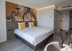 布鲁日维罗特尔酒店 - 布鲁日 - 睡房