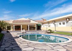 乡村酒店 - 卡塞雷斯 - 游泳池