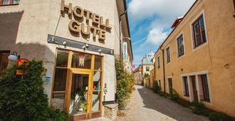 古特酒店 - 维斯比 - 户外景观