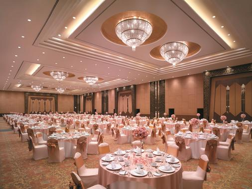 清迈香格里拉大酒店 - 清迈 - 宴会厅