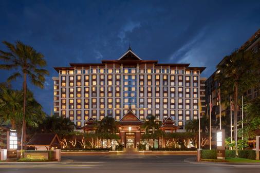 清迈香格里拉大酒店 - 清迈 - 建筑