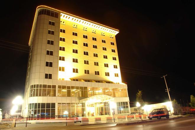 梦幻航线酒店 - 亚的斯亚贝巴 - 建筑