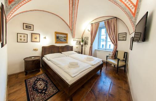 李奥纳多酒店 - 捷克克鲁姆洛夫 - 睡房