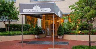 华盛顿国家广场酒店 - 华盛顿 - 建筑