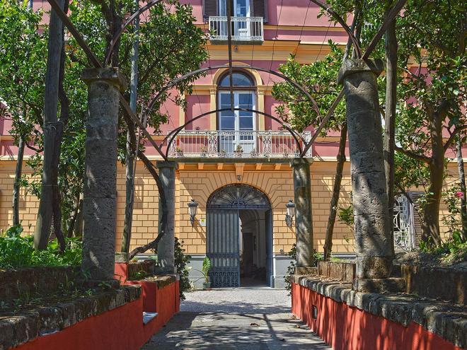 秘密花园黎莱斯酒店 - 索伦托半岛皮亚诺 - 建筑