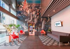 墨尔本中心布雷迪酒店 - 墨尔本 - 大厅