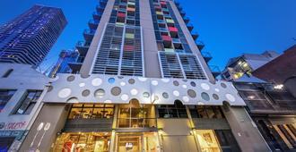墨尔本中心布雷迪酒店 - 墨尔本 - 建筑