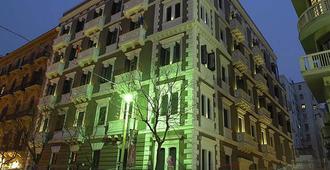 加里波蒂酒店 - 巴勒莫 - 建筑