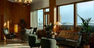 赫尔辛基苏可酒店 - 赫尔辛基 - 休息厅