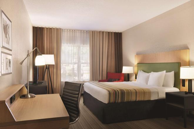 麦迪逊西南丽怡酒店 - 麦迪逊 - 睡房