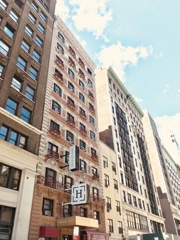 切尔西康福特茵酒店 - 纽约 - 建筑
