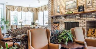 葛底斯堡战场品质酒店 - 盖茨堡 - 大厅
