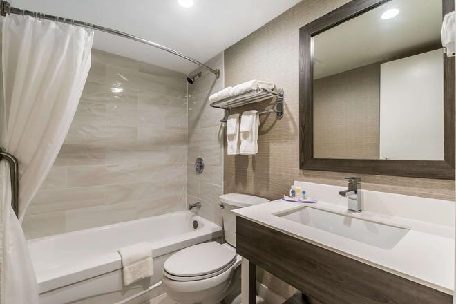 巴瑞凯富酒店 - 巴里 - 浴室