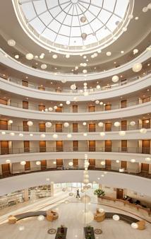 埃拉特丹帕诺拉玛酒店 - 埃拉特 - 大厅