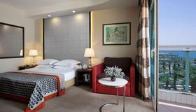 埃拉特丹帕诺拉玛酒店 - 埃拉特 - 睡房