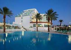埃拉特丹帕诺拉玛酒店 - 埃拉特 - 游泳池