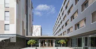 达米亚博内特大学旅舍 - 巴伦西亚 - 建筑