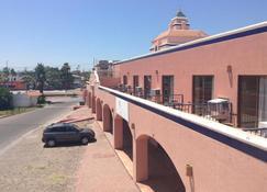 洛吉托斯套房酒店 - 圣卡洛斯(索诺拉州) - 户外景观
