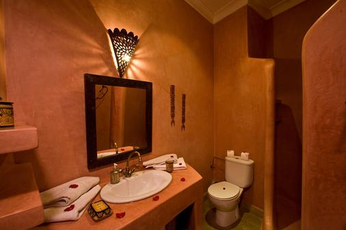 利莫娜旅馆 - 马拉喀什 - 浴室