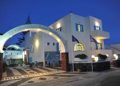 圣巴巴拉酒店 - 佩里萨 - 建筑