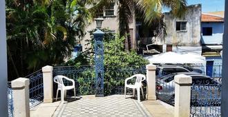 萨尔瓦多旅馆 - 萨尔瓦多 - 露台