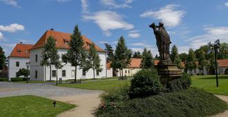 阿德尔伯特伊寇酒店 - 布拉格 - 户外景观