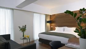 撒马里亚酒店 - 哈尼亚 - 睡房