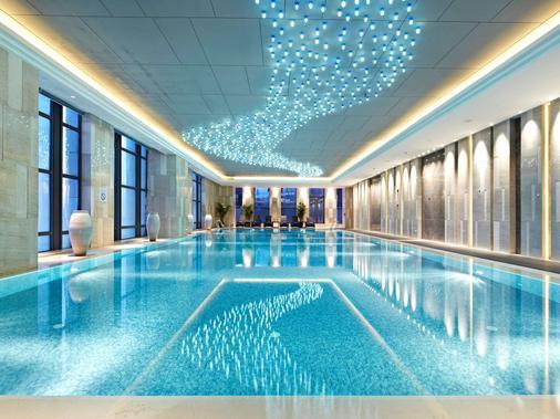 银川万达嘉华酒店 - 银川 - 游泳池