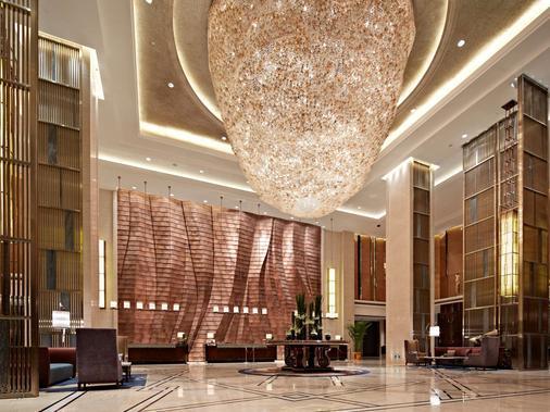 银川万达嘉华酒店 - 银川 - 大厅