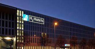 慕尼黑展览中心H2酒店 - 慕尼黑 - 建筑