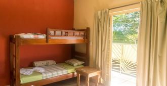 卡塔里诺旅馆 - 博尼图 - 睡房