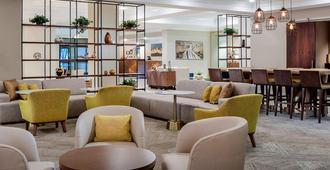 达拉斯市场中心喜来登套房酒店 - 达拉斯 - 休息厅