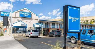近圣文森特医院比林斯洛根国际机场罗德威旅馆 - 比灵斯