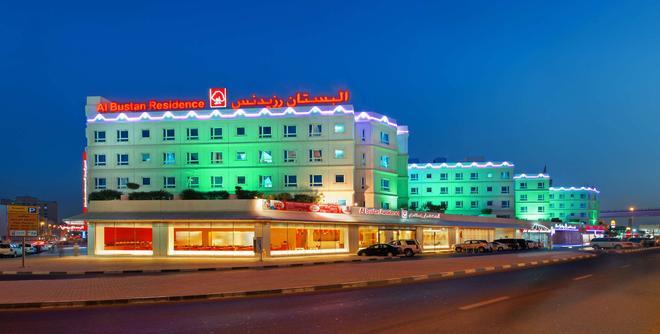 迪拜艾巴斯坦中心公寓 - 迪拜 - 建筑