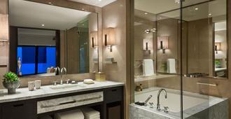 北京瑰丽酒店 - 北京 - 浴室